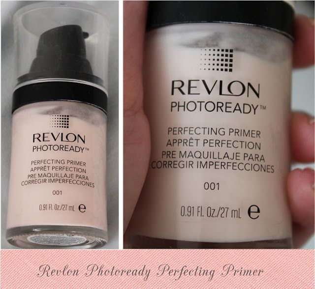Revlon Primer - LOVE IT I use this everyday and I swear I get more compliments that I'm beautiful when I am wearing this. It just makes makeup look fresh and flawless and feels great too!!