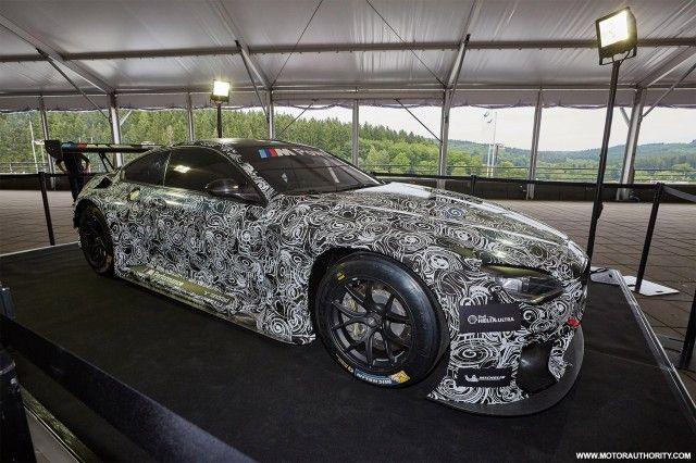 2016 - BMW M6 GT3