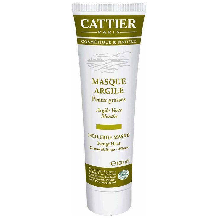Cattier Grüne Heilerde Maske Maske online kaufen bei Douglas.de