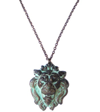 #Lion Necklace  $20  #jewelry