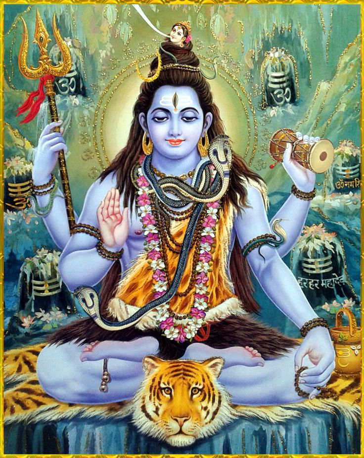 "shivaom:  "" ☀ SHIVA ॐ ☀  ""  Divine beauty of different parts of Lord Śhiva which are enlightened by fragrance of the flowers decorating the twisted hair locks of angles may always bless us with happiness and pleasure."