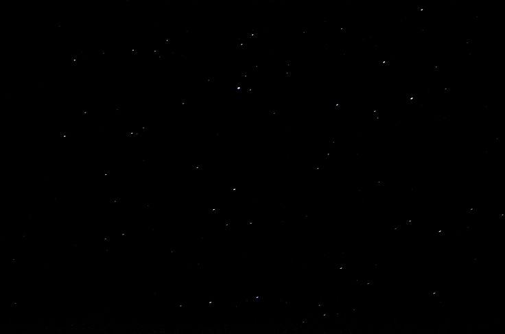 Cielo stellato _ starry sky