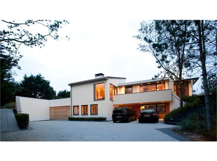 7 beste afbeeldingen van villa 39 s van egmond totaal for Moderne villa architectuur