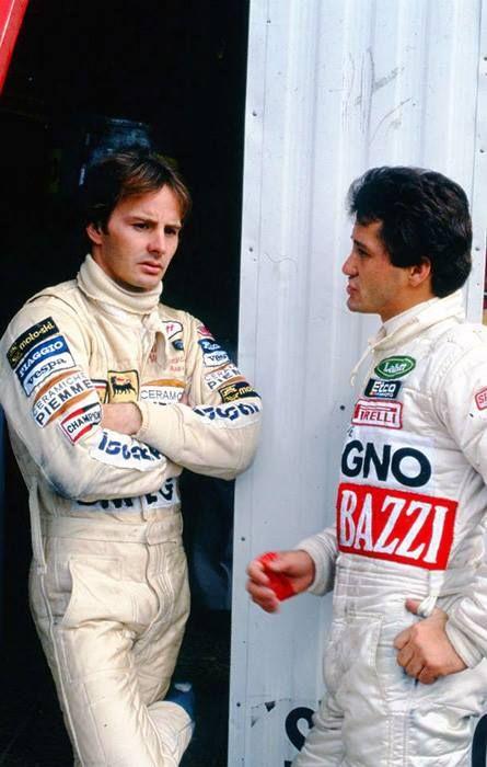VIntage Formula Pilots: Misters Gilles & Jacques Villeneuve Sr.