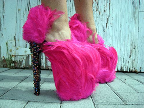 Google Image Result for http://coultique.com/wp-content/uploads/2011/08/House_of_Gasoline_Glamour_42DS_Hot_Pink_Flamingo_Shoes_1.jpg