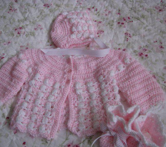 8 besten häkeln Bilder auf Pinterest | Babyausstattung, Babyschuhe ...
