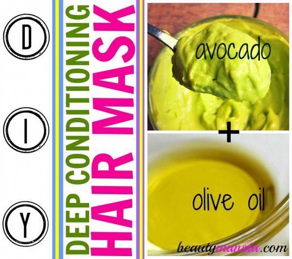 Nourishing Avocado Hair Masks Recipes for Attractive Hair