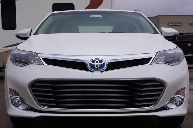 2014 Toyota AvalonHybrid Limited Limited 4dr Sedan Sedan 4 Doors White for sale in Springfield, MI Source: http://www.usedcarsgroup.com/used-toyota-for-sale-in-springfield-mi