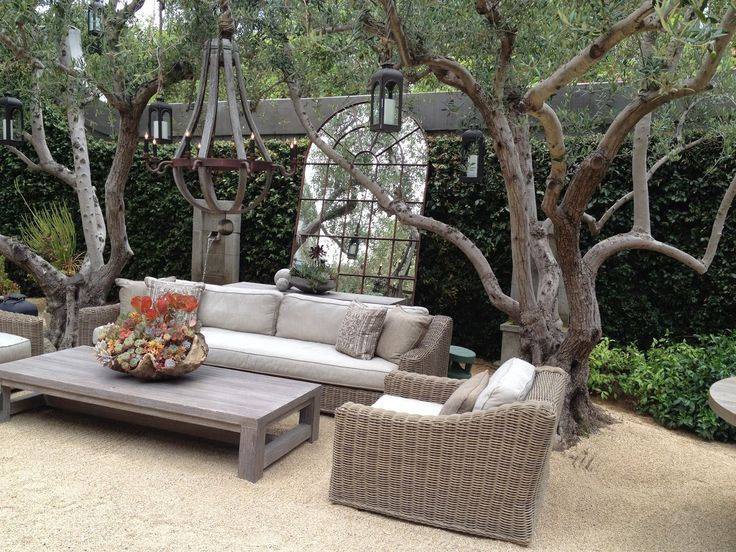 Vignette Design: Restoration Hardware At The Design Center. Outdoor  DiningOutdoor ... Part 38