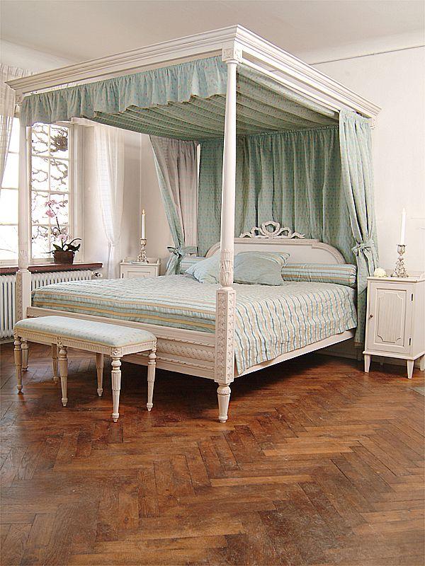 Gustaviansk säng Geromar.se