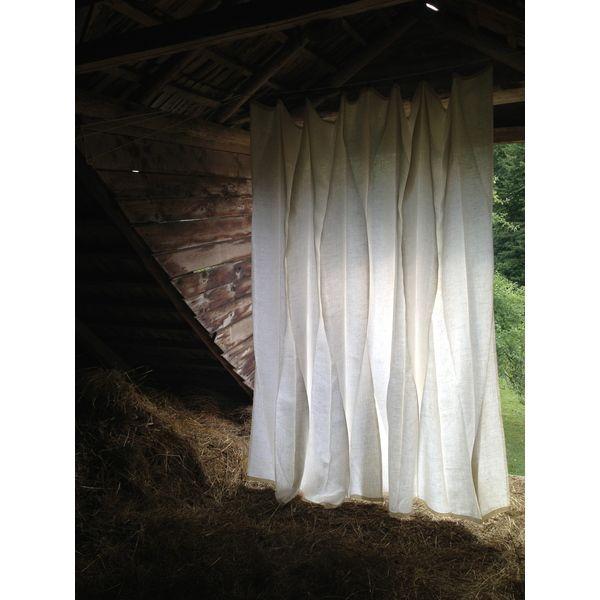 Die besten 25+ weiße Leinenvorhänge Ideen auf Pinterest weißen - gardinen vorhänge wohnzimmer