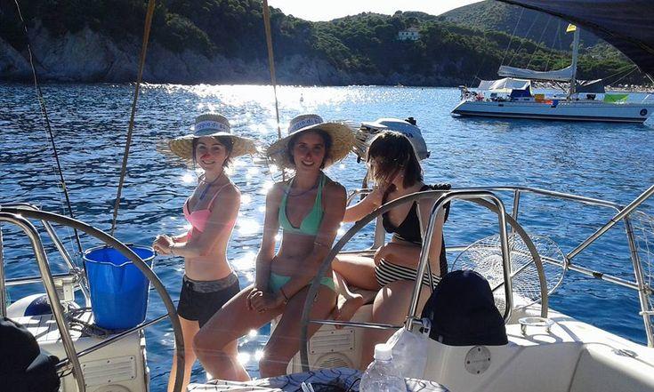Orzaway Vacanze in barca a vela Corsica e Isola d'Elba:  Da Est a Ovest e in ogni angolo vogliate avventur...
