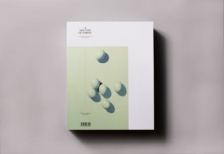 A New Type of Imprint Volume Six on Behance