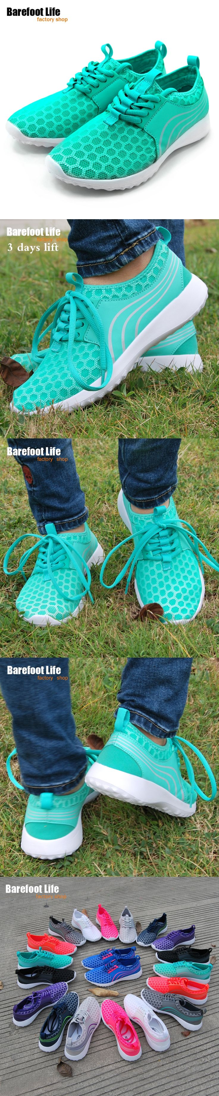 Barefoot Life Sneakers 2017 New Summer Breathable Cheap Women Men Running Shoes Sport Footwears Outdoor Athletic Jogging Shoes