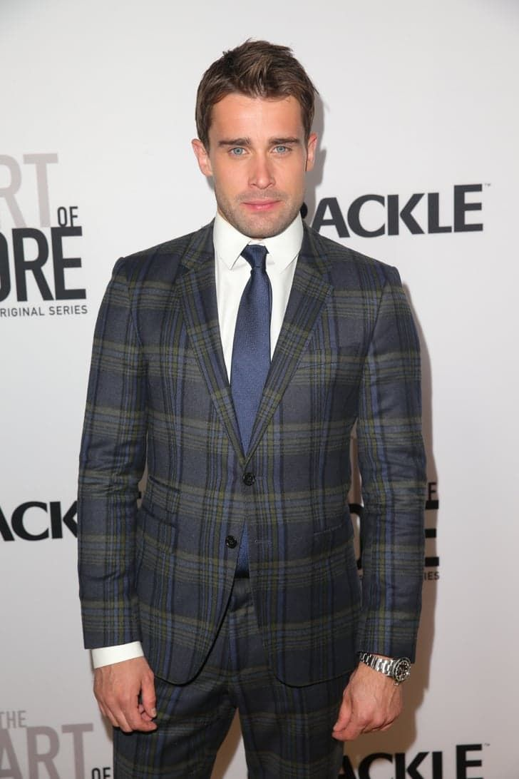 Pin for Later: 42 Times British Actors Looked Delightfully Dapper Christian Cooke