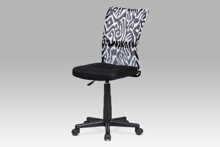 KA-2325 BKW Dětská kancelářská židle