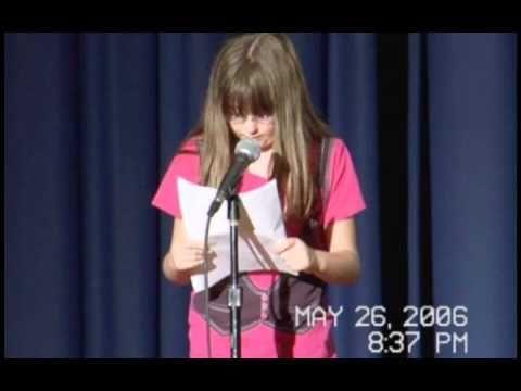 Forrest Park Middle School Spring Talent Show - Melissa Bell    Ashton Kutcher Fanfiction