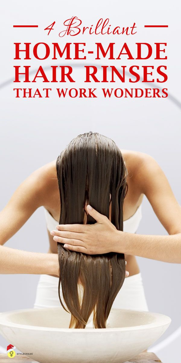 After you wash your hair, hair rinses are one of the best and eco-friendly ways to boost up the shine in your hair and make it look hydrated and ...