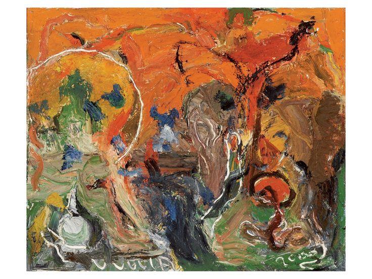 Vilhelm Károly: Keleti ünnep (2000)