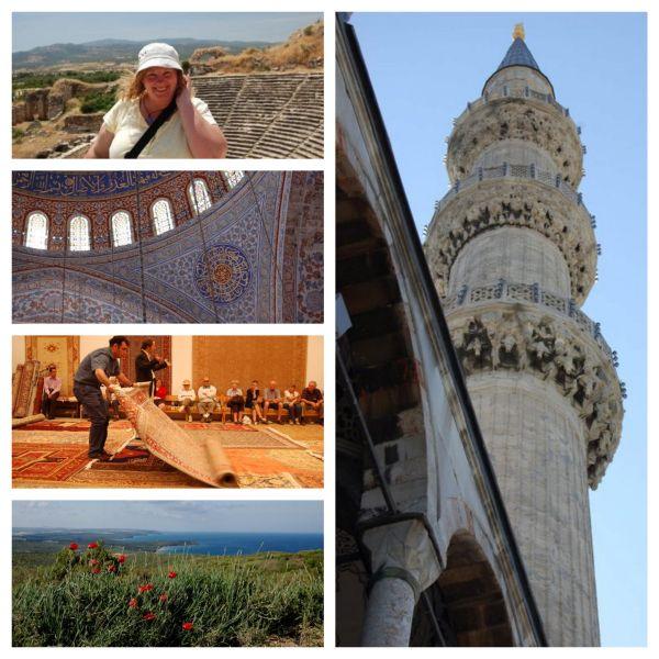 My Beautiful Turkey: To the Far Corners - A blog by Louise Eddy