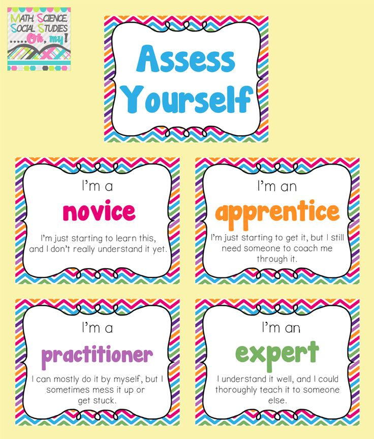 30 Best Assessment Images On Pinterest | Assessment, Classroom