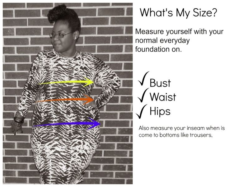 15 Plus Size Fashion Tips to Know So You Can Have Fun ...