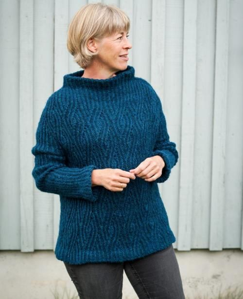 Aino sweater - Thea Rytter