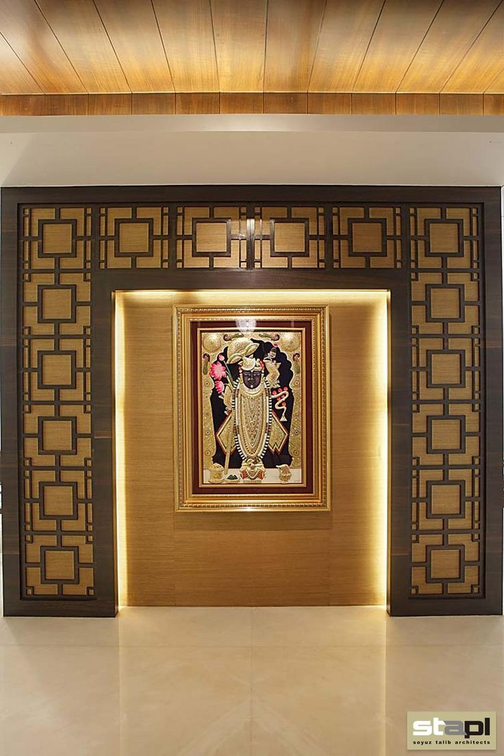 pooja room in onyx - Google Search