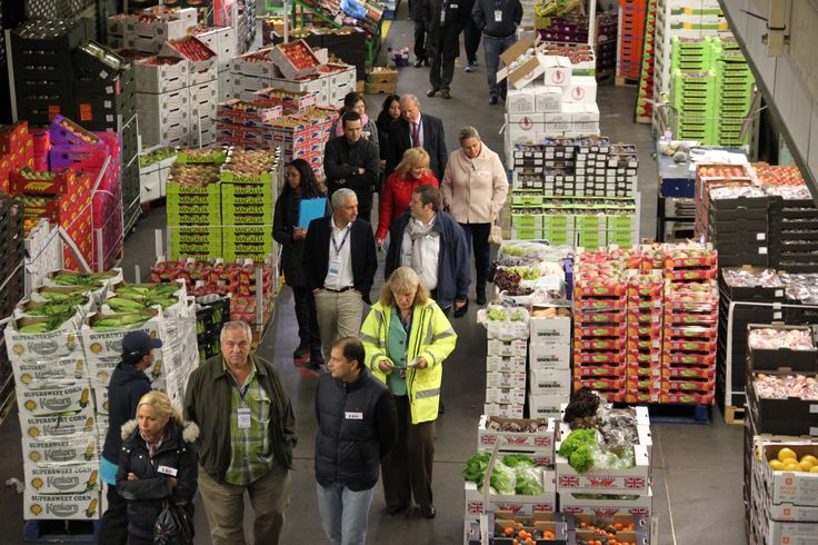 WUWM Conference, 24-27 September 2014 #WUWMLondon #wholesalemarkets #retailmarkets #london