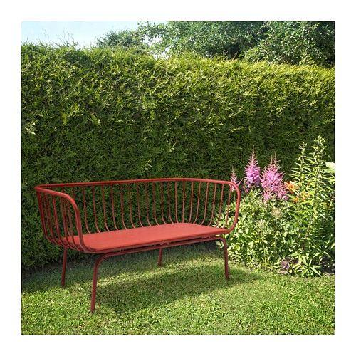 Pleasing Brusen 3 Seat Sofa Outdoor Red Spaces Outdoor Living Download Free Architecture Designs Scobabritishbridgeorg