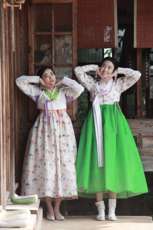 한복 Hanbok : Korean traditional clothes[dress]   #asian #dress