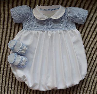 Ranita en blanco y azul
