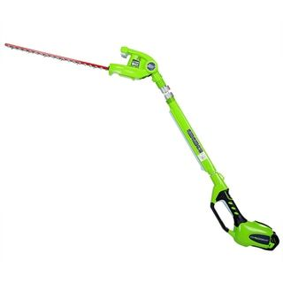 Shop for GreenWorks 22272 G-MAX 40V Li-Ion 24-Inch Cordless Pole Hedge Trimmer and more for everyday discount prices at Overstock.com - Your Online Tools Store!