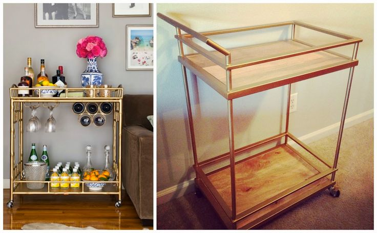 Ive had a longtime crush on the Sedgewick bar cart from Society Social, but its $700 price tag...