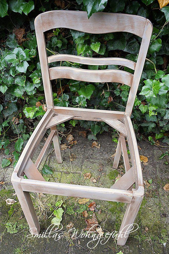 diy alter stuhl in neuem look m bel alte st hle st hle und m bel restaurieren. Black Bedroom Furniture Sets. Home Design Ideas
