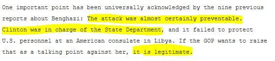 SILENCE from Media!  #wikileaks Exposes 👉Hillarys own Crooked advisor 👉Sidney Blumenthal BLAMED Hillary 4 #Benghazi!