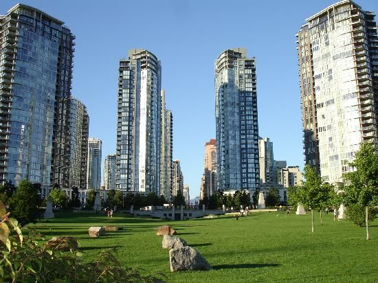 Vancouver, BC, Canada - absolutely beautiful