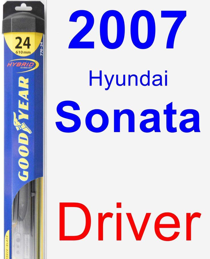 hyundai sonata 2007 rims
