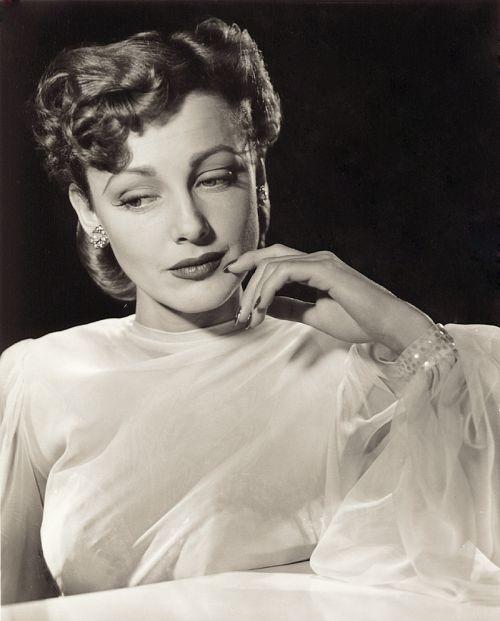 Virginia Grey, 1940s. #vintage #Hollywood