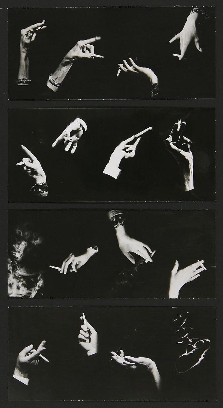 saloandseverine:  Hands montageMan RayComposed by Peter Grassman1964
