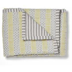 *NEW* Petit Pehr Blanket - Grey/Yellow
