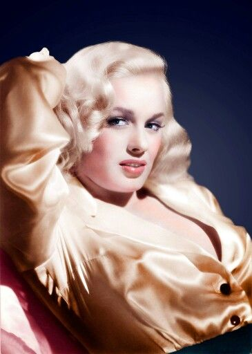 Pin by Alex Hunter on Mamie Van Doren 85 (With images ...