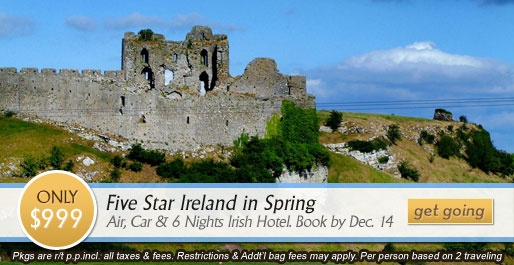 Ireland Vacation & Scotland Vacation Packages | Sceptre Tours