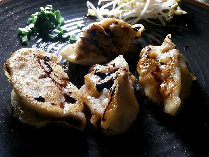 Dumplings with meat!! Ravioli di carne! Chinese food, asiatic food, asian food
