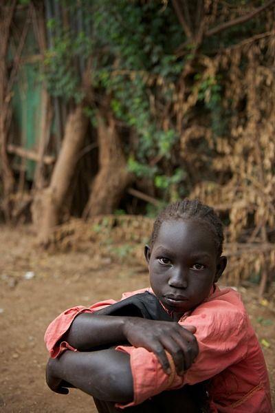 Hope . Kakuma refugee camp . Kenya