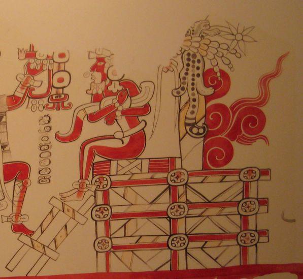 The Mayan murals of San Bartolo (Guatemala)
