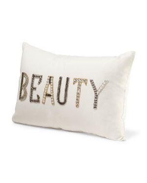 India+Beauty+Pillow