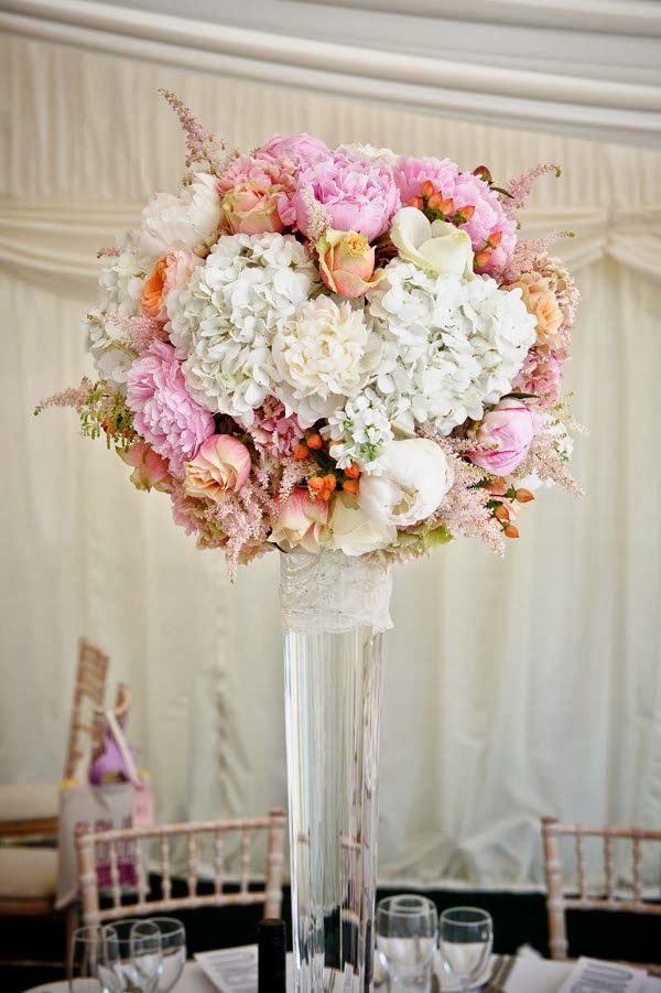 276 Best Tall Centerpieces Images On Pinterest