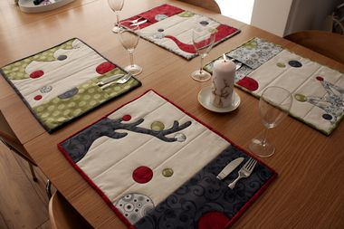 Great Holiday Placemats