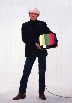 Andy Warhol, TDK commercial, Japan 1982, Collection The Andy Warhol Museum, Pittsburgh, USA - Mediamatic